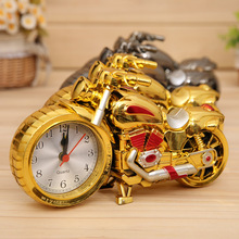 MyLifeUNIT Motorcycle Alarm Clock Home Deco Cool Fashion Creative Gifts