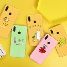 For Huawei P30 P20 P30 Pro Couple Pattern Cover Case For Huawei Honor 20 Pro 8X 20i 10i 9i Nava 4i 8X 9X Pro Case Coque Funda(China)