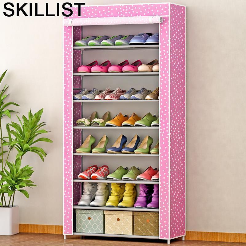 Minimalist Mobili De Range Ment Organizador Armoire Meble Mobilya Scarpiera Sapateira Meuble Chaussure Mueble Shoes Storage
