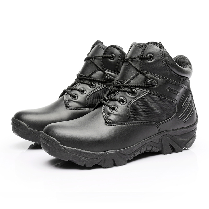 Delta Low Top Combat Boots Army Fans Desert Boots Special Forces Tactical Boots