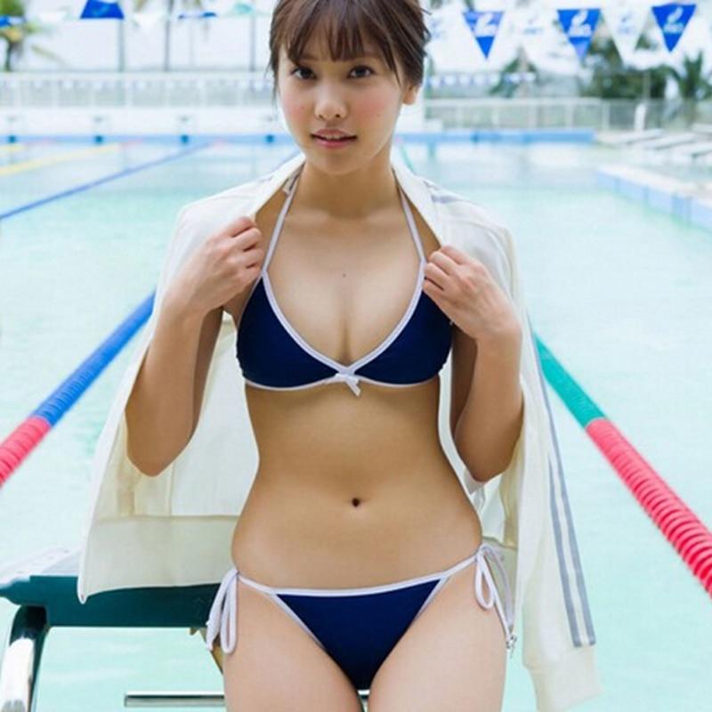 2 шт./комплект, женский купальник в японском стиле