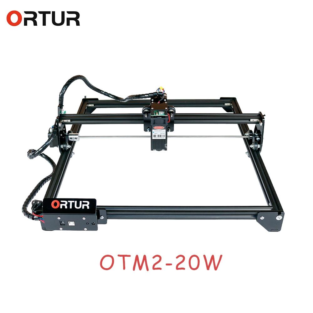 ORTUR Laser Master 2 Laser Engraving Cutting Machine With 32-Bit Motherboard 7w 15w 20w Laser Printer CNC Router