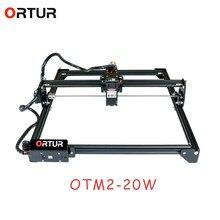 Ortur Laser Master 2 Lasergravure Snijmachine Met 32-Bit Moederbord 7W 15W 20W Laser printer Cnc Router Laser Graveur