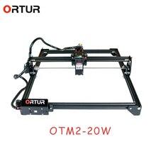 ORTUR Laser Master 2 Laser Gravur Schneiden Maschine Mit 32 Bit Motherboard 7w 15w 20w Laser drucker CNC Router Laser Stecher