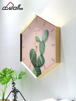 Silent Modern Design Wall Clock Automatic Nordic Stylish Wall Clocks Art Children Minimalist Duvar Saati Home Decoration JJ60WC