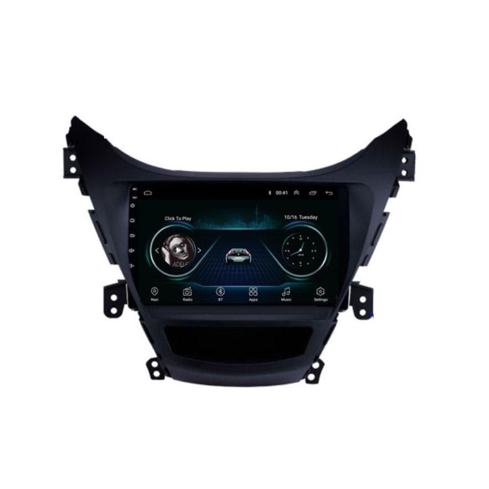 Android 10.1 For HYUNDAI ELANTRA Avante 20112012 2013 2014 2015 2016 Multimedia Stereo Car DVD Player Navigation GPS Radio