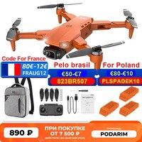 Drone com câmera l900 pro, quadricóptero com quatro hélices, 2 eixos, fpv, 5g, sem escova, 1.2km, voo de 28min, menos de 250g