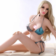 165cm lifesize silicone sex dolls for men Big breast oral