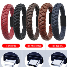 Bracelet Charger Data-Charging-Cable Huawei Micro-Usb Xiaomi Type-C Mini iPhone 11 Samsung