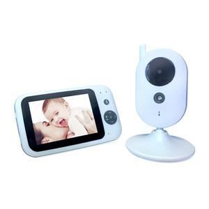 3,5 дюймовый беспроводной видео цветной детский монитор с высоким разрешением детская няня, безопасность камеры ночного видения контроль те...