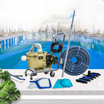 Automatic 3m Swimming Pool Cleaner Equipment Fish Pond Suction Truck Cleaning Machine Underwater Vacuum Cleaner Clean Tool  - buy with discount