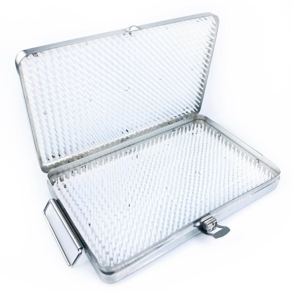 双层铝合金盒子