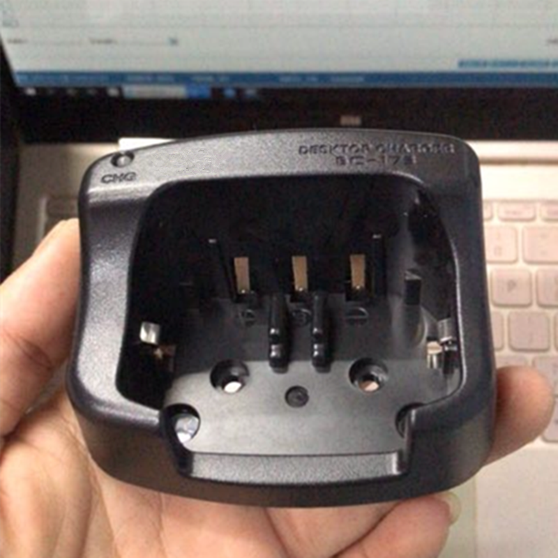The Only Base Desktop Charger For ICOM IC-M33 M34 M35 M36 Etc Walkie Talkie For BP252 Battery