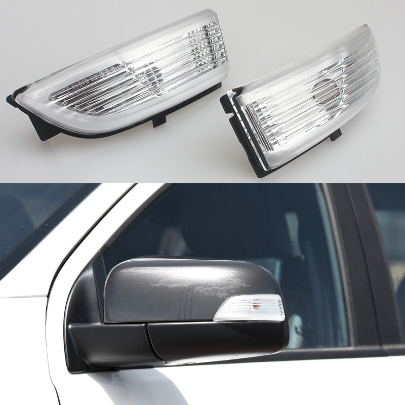 For Ford Everest For Ford Ranger 2012 2013 2016 2017 2018 Side Mirror Lights Rearview Mirror Indicator Turn Signal Lamps