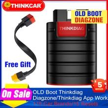 Diagzone Alten Boot thinkdiag professionelle automotive scanner Thinkdiag OBD2 Diagnose Werkzeuge PK easydiag OBD2 scanner