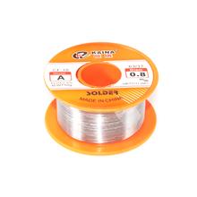50G Rosin Solder Wire Tin CF-10 63 37 0 5 0 6 0 8 1 0 1 2 1 5mm DiameterWelding Solder Core cheap ESPLB around 50g Normal Mainly for Phone Welding Machine Repair Model A Solder Wire Around 19G