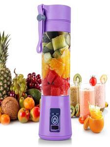 Blender-Machine Fruit-Juicer Smoothie-Maker Sports-Bottle Mini Rechargeable Juicing-Cup