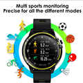 جديد L8 ساعة ذكية الرجال ECG + PPG IP68 مقاوم للماء ضغط الدم جهاز تعقب للياقة البدنية الرياضة Smartwatch VS L5 L7