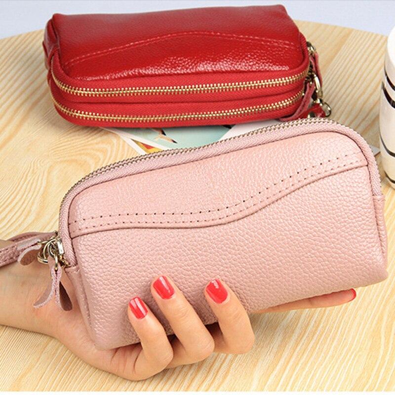 PU Women Money Bag Purse women's Wallet Female Card Holders Cellphone Pocket Clutch Women Wallet Bags For Women