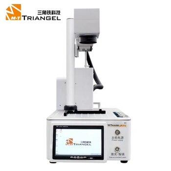 WOZNIAK M-Triangel Laser Cutting Machine For IPhone XS XSMAX X 8P 8 Back Glass Remover LCD Frame Repair Laser Separating Machine