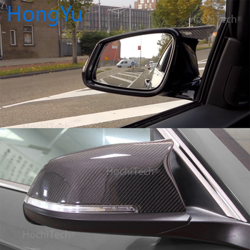 For BMW M Series F87 M2 2014-2018 Replacing high quality carbon fiber mirror cover M3 M4 appearance