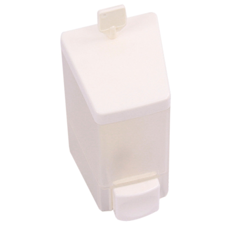 Contemporary Bathroom Soap Dispensers Wall Mounted 250Ml Shower Shampoo Boxes