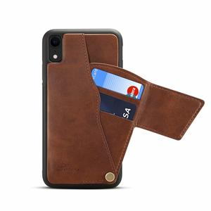 Image 2 - YXAYN قطرة غطاء حماية الحالات الجلدية الهاتف الخلفي الفاخرة محفظة غطاء ل iPhone12 Mini 7 8 Plus X XR XS ماكس 11ProMAX