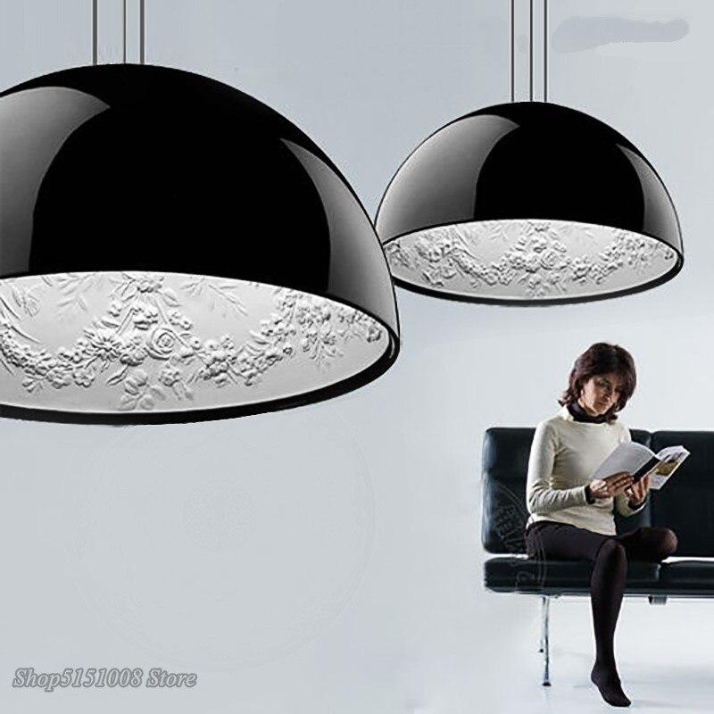 Modern Resin Led Pendant Lights Sky Garden Nordic Dining Room Led Pendant Lamp Bedroom Living Room Hanging Light Fixtures Decor