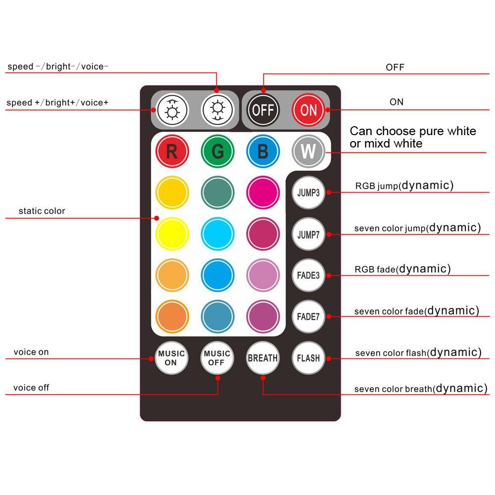 12 v carro conduziu a luz de fibra óptica bluetooth app controle música controle inteligente céu estrelado efeito luz kit 3m 295 pces cabo misto - 4