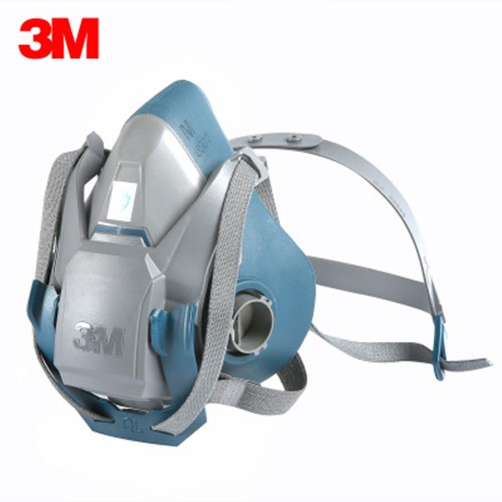 3m quick latch respirator mask