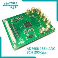 AD7608 Data Acquisition Module 8 Channel 18 Bit ADC Module External Benchmark 18 Bit/200 Kbps
