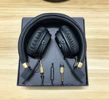 Grande ii fones de ouvido com fio fone de ouvido de alta definição mic estéreo música esportes fone de ouvido para fones de ouvido