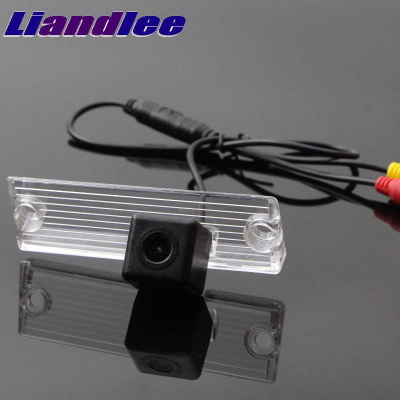 Liandlee Car  Rear View Camera For Jeep Liberty 2002~2007 Night Vision Reversing Camera Car Back up CAM HD CCD|Vehicle Camera| |  - title=