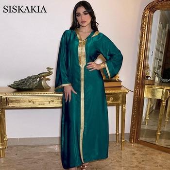 Moroccan Caftan Arabic Dubai Muslim Abaya Dress for Women Ramadan Eid 2021 Moroccan Kaftan Hooded Robe Turkish Islamic Jalabiya White 1