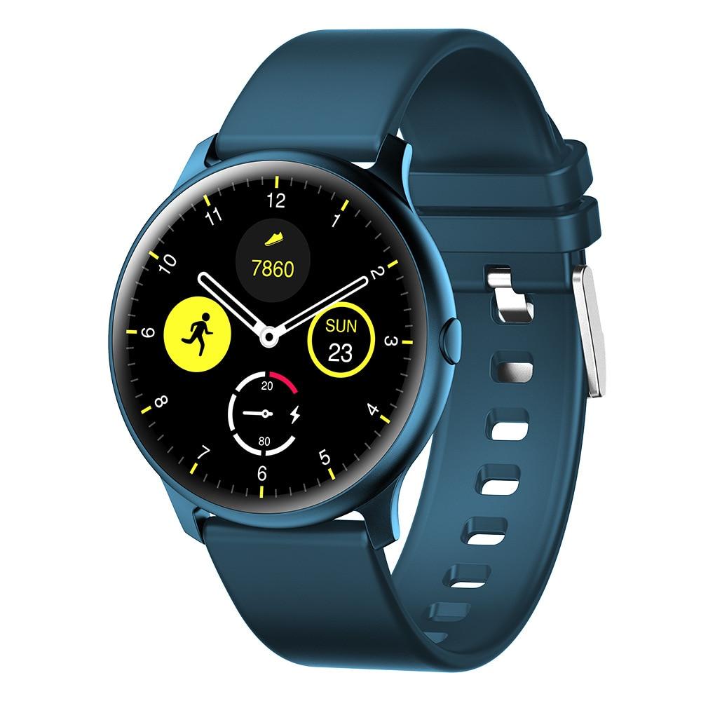 KINGWEAR KW13 Sport Swimming Fitness Smartwatch 52840 AMOLED HD Screen Heart Rate Ip68 Waterproof Women Bracelet Smart Watch