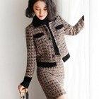 Elegant Tweed Skirts...