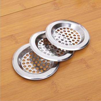 Zlewozmywak ze stali nierdzewnej sitko łazienka niewidoczny odpływ podłogowy do brodzika odpady ruszt ociekacz lavabo łazienka wyłapywacz włosów tanie i dobre opinie CN (pochodzenie) Stainless Steel