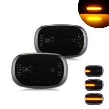 Clignotant latéral dynamique Led, 2 pièces, pour Lexus GS 300 JSZ147 RX XU1 RX 300 MCU15 RX 300/330/350 h MCU3/GSU3/MHU3, 2 pièces