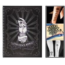Tattoo Stencil Glitter-Templates Body-Art Painting Designs-Kit DIY Fake for Women/girl
