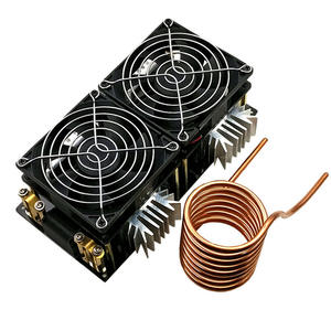 Pcb-Heater ZVS Coil-Flyback-12-48v Induction Heating-Board Dc-Module Low-Voltage 2000W