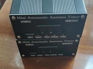 Image 4 - Assembled ATU 100 1.8 50MHz ATU 100mini Automatic Antenna Tuner by N7DDC 7x7 + 0.91 inch OLED + case  ,Type C