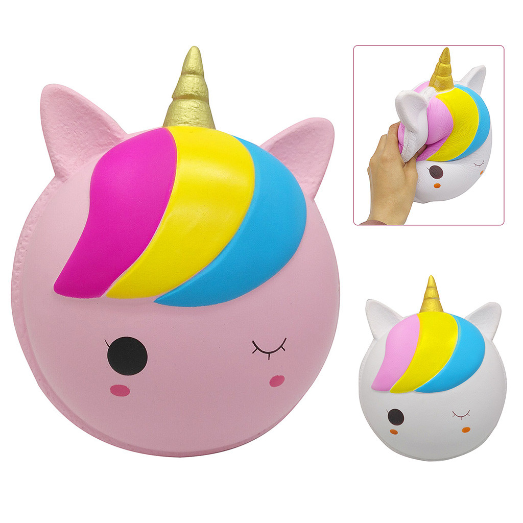 Squishy Kawaii Gigantes Soft Squeeze Toys Squishy Macarons Large Simulation Decompression Vent Toys Good Gift For ChildrenW801
