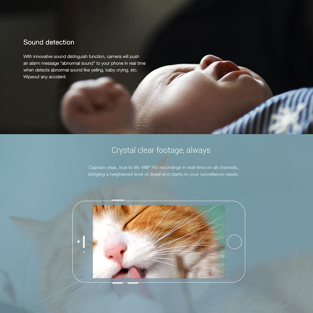 câmera wi fi baby monitor babá câmera