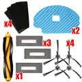 Cepillo principal filtros barredora Kit cepillos laterales para Ecovacs Deebot OZMO 930 piezas de robot aspirador cepillo lateral