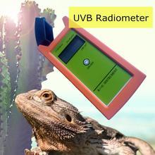 Ручной цифровой uvb радиометр измеряет 280nm 320nm w/диапазон