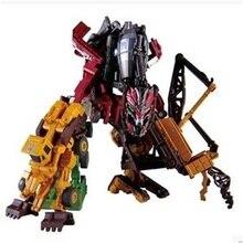 Figura de acción de Transformers Legend Lever Devastator, Juguetes