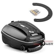 Tankbags Kolay Kilit için BMW R1200GS 2013 2015 2014 R1200R R1200RS 2015 Motosiklet Tankı Çanta Mobil Navigasyon Çantası Su Geçirmez