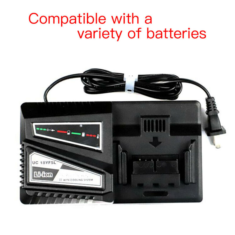 Hitachi UC18YKSL 14-18V Li-ion Battery Charger for UC18YRSL UC18YSL3 UC18YRL