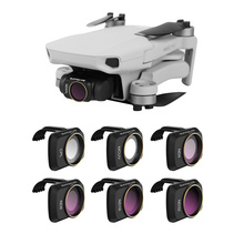 Для DJI Mavic Pro Mini 2 фильтры MCUV CPL ND4 8 16 32 ND PL Камера фильтр на объектив в поляризатор фильтр для DJI Mavic мини аксессуары