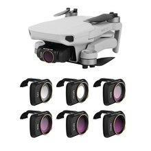 Pour DJI Mavic Mini 2 filtres MCUV CPL ND4 8 16 32 ND PL filtre dobjectif de caméra avec filtre polarisant pour accessoires DJI Mavic Mini